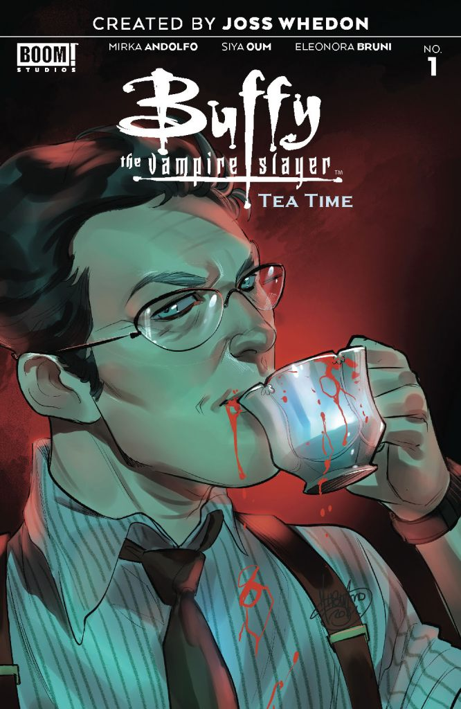 Buffy the Vampire Slayer: Tea Time #1