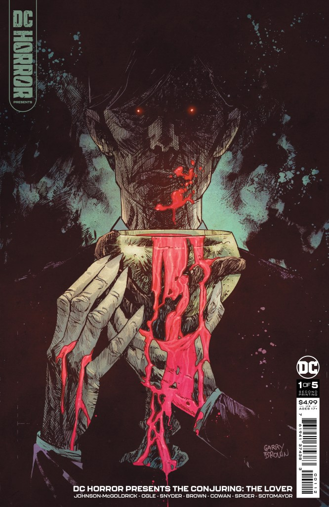 The Conjuring: The Lover #1