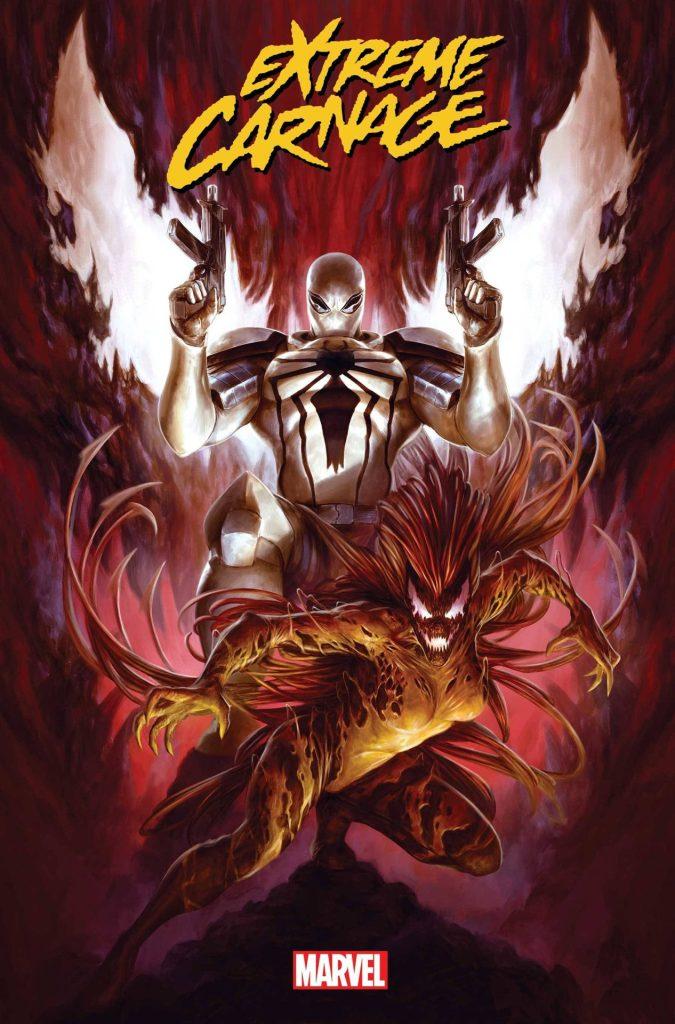Extreme Carnage: Alpha #1