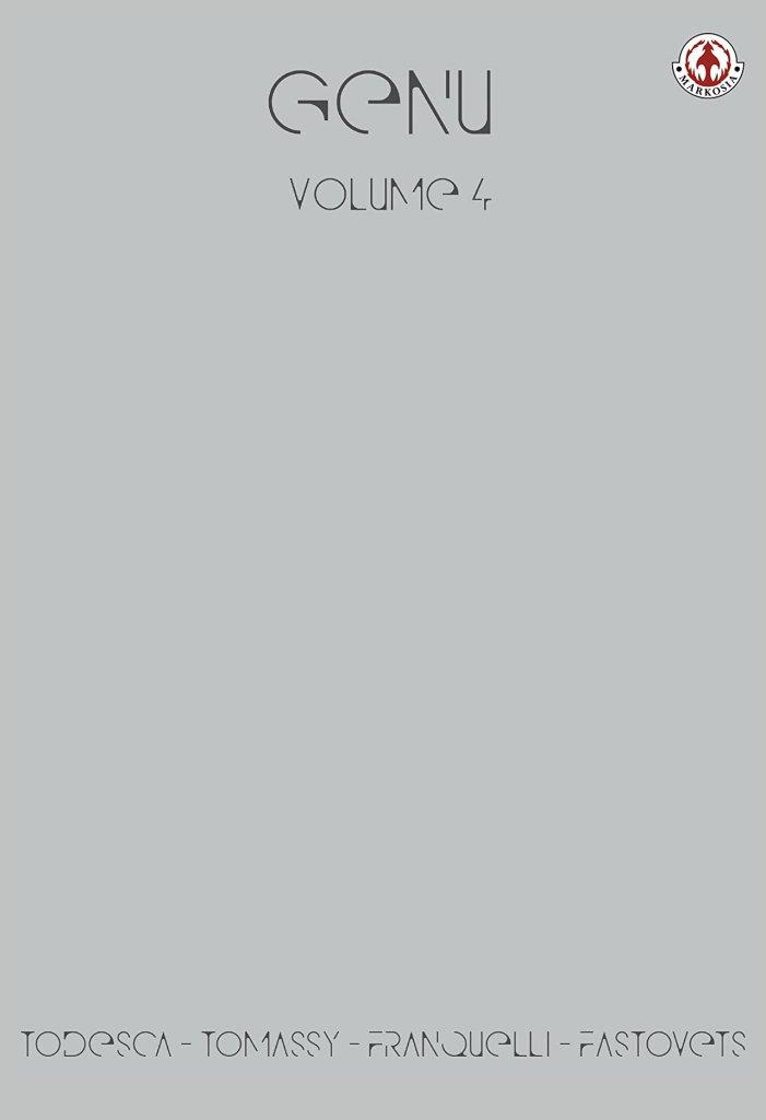 Genu Vol. 4: Volume 4