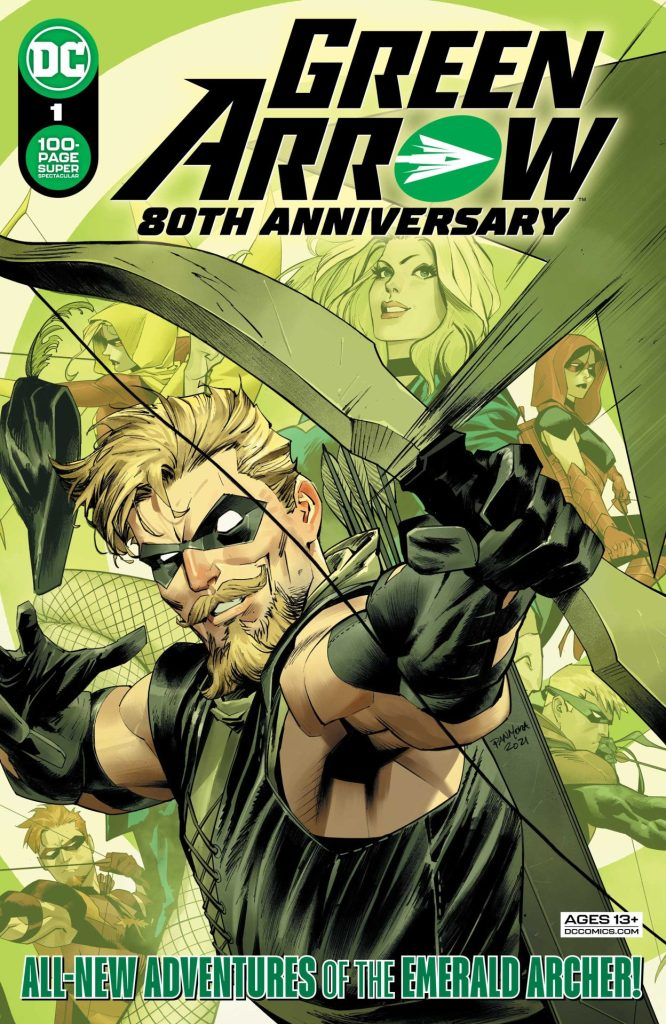 Green Arrow 80th Anniversary 100-Page Spectacular #1