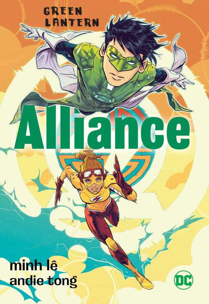 Green Lantern: Alliance