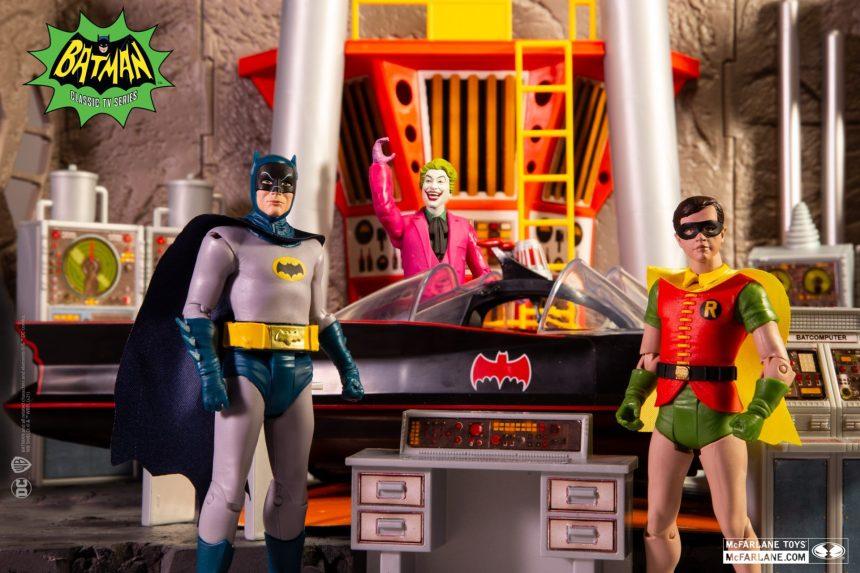 McFarlane Toys Batman '66