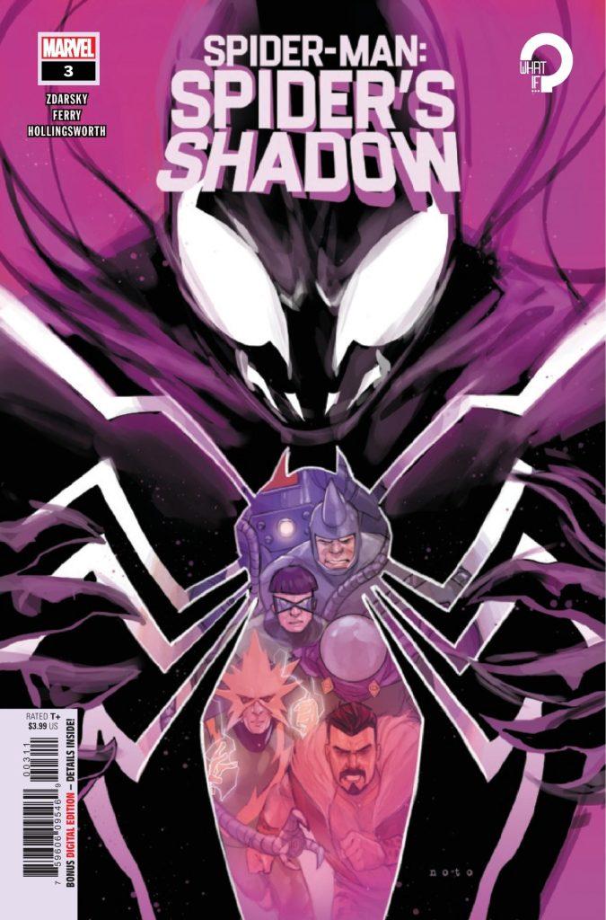 Spider-Man: Spider's Shadow #3 (of 5)