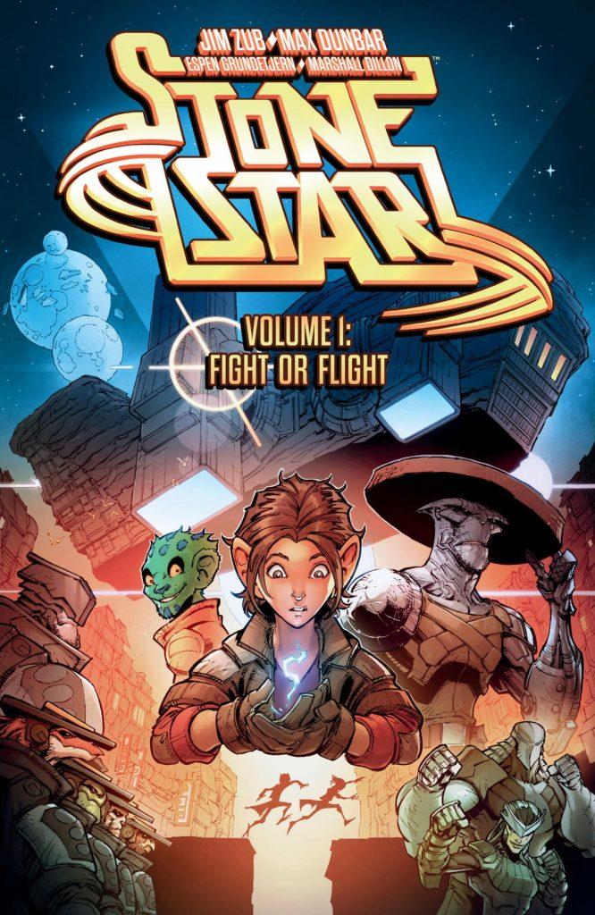 Stone Star Vol. 1 Fight or Flight