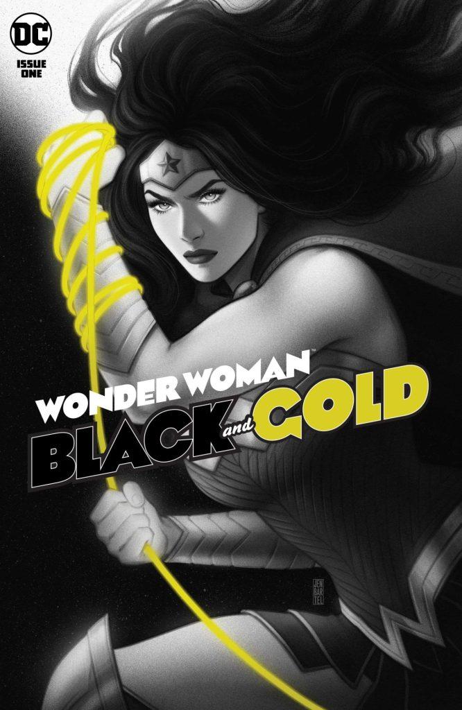 Wonder Woman: Black & Gold #1