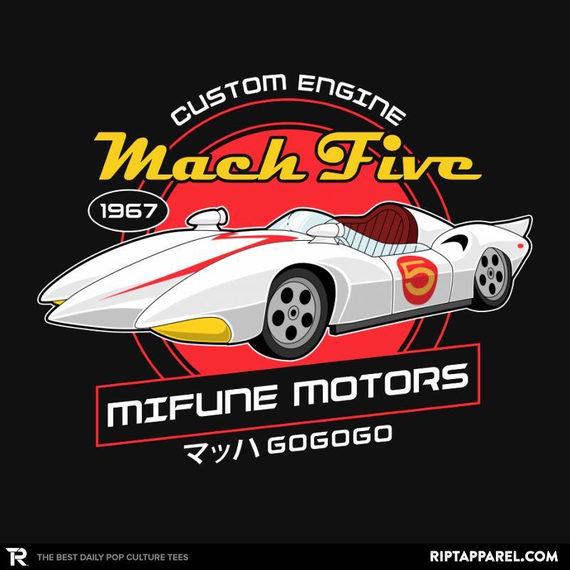 Mach 5 - Mifune Motors