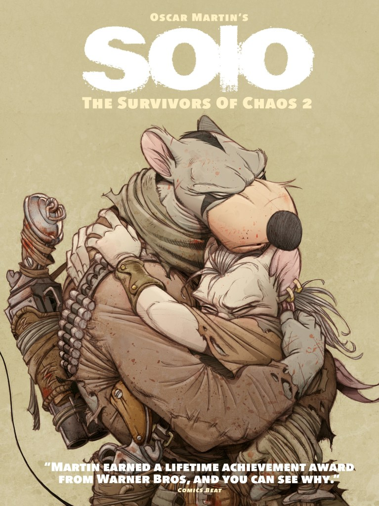 Oscar Martin's Solo Vol. 2 The Survivors of Chaos