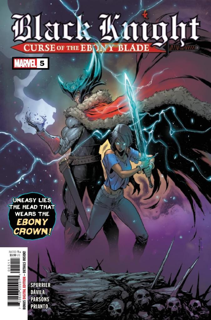Black Knight: Curse of the Ebony Blade #5 (of 5)