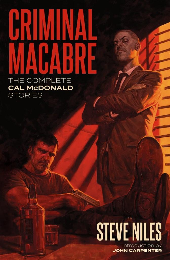 Criminal Macabre: The Complete Cal McDonald Stories