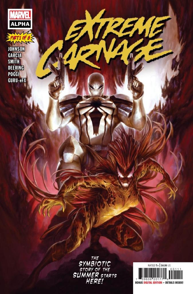Extreme Carnage Alpha #1