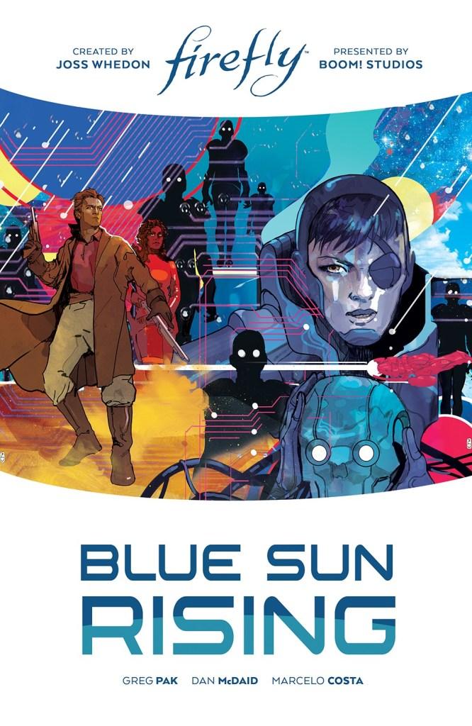 Firefly: Blue Sun Rising Limited Edition HC