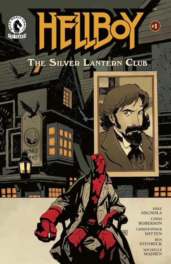 Hellboy: The Silver Lantern Club