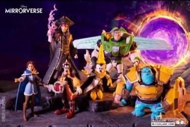 McFarlane Toys Disney Mirrorverse