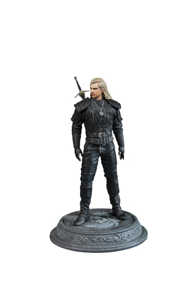 Netflix's The Witcher- Geralt
