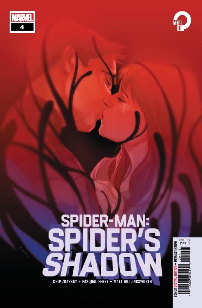 Spider-Man: Spider's Shadow #4 (of 5)