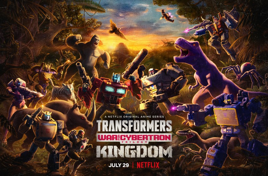 Transformers: War of Cybertron Kingdom