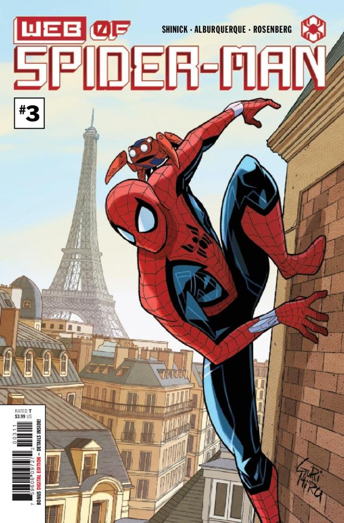 Web of Spider-Man #3 (of 5)