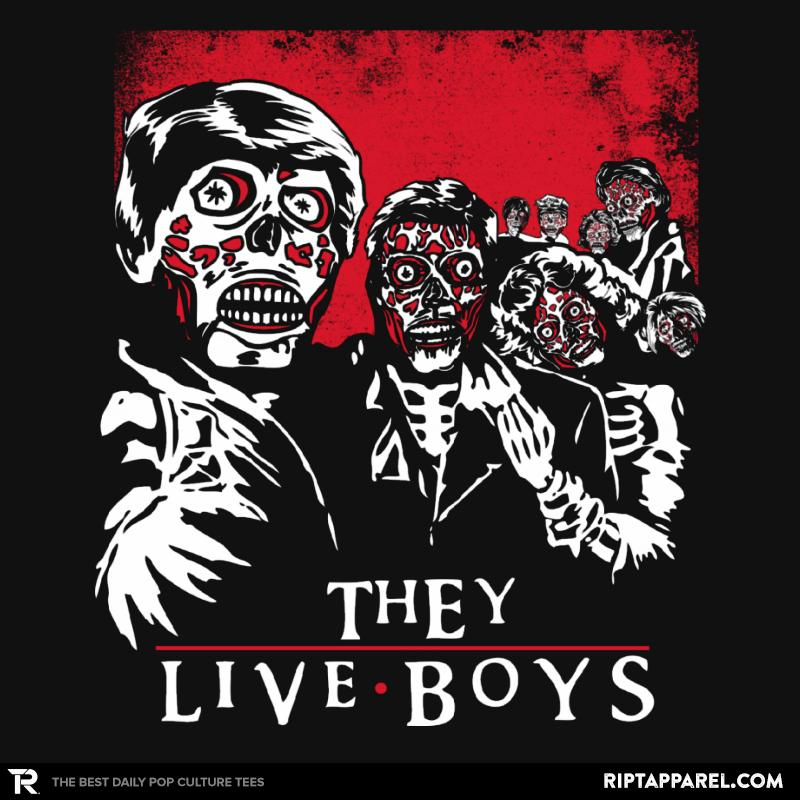 They Live Boys