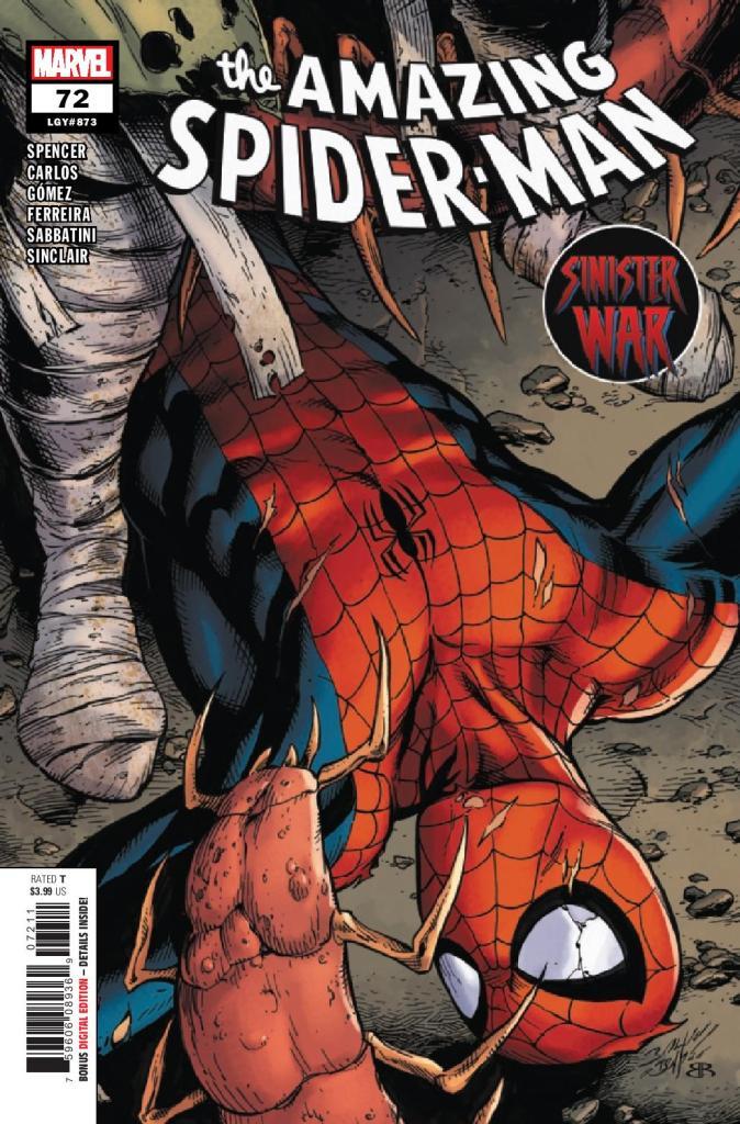 Amazing Spider-Man #72