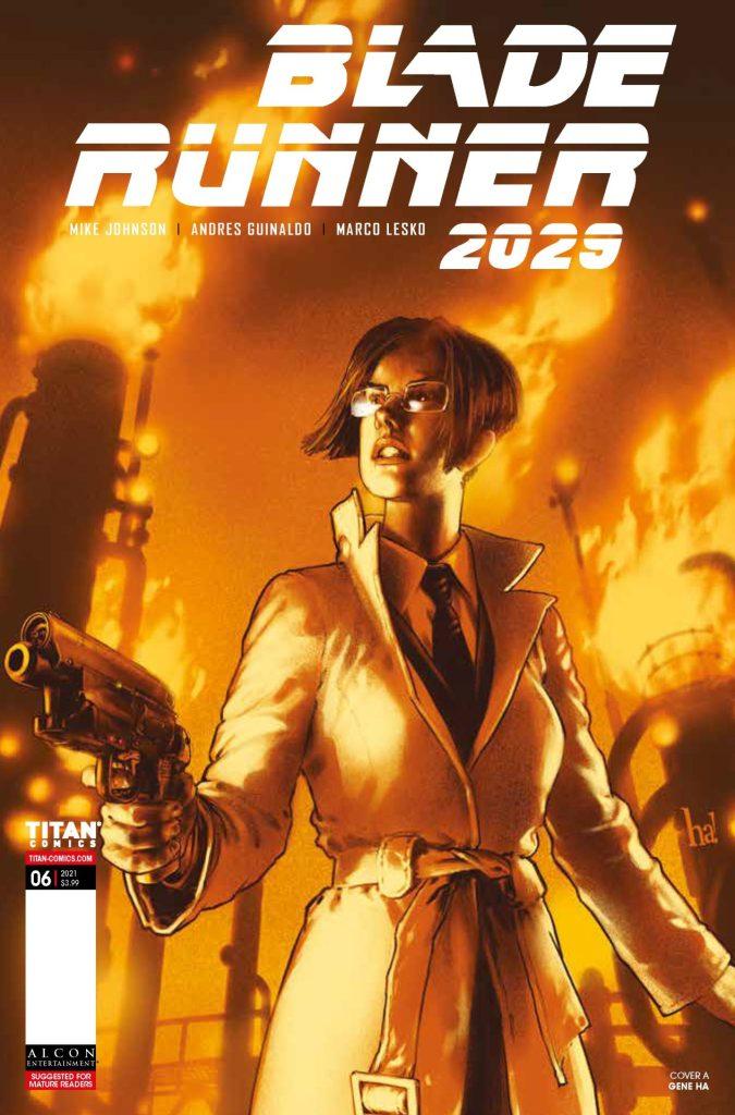 Blade Runner 2029 #6