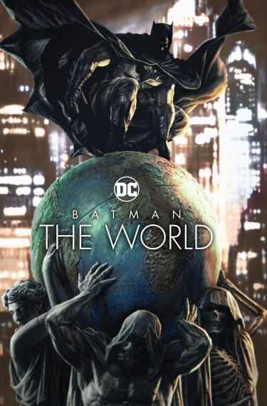 Batman: The World#1