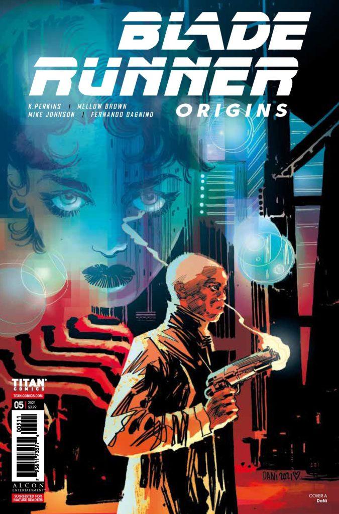 Blade Runner: Origins #5