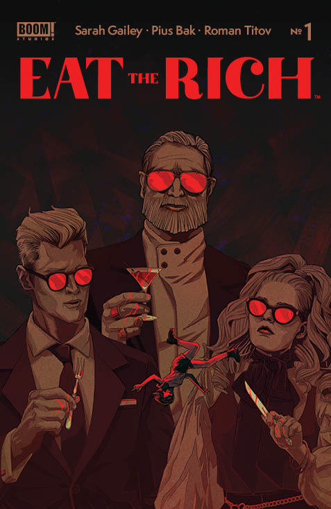 Eat the Rich #1 (of 5)