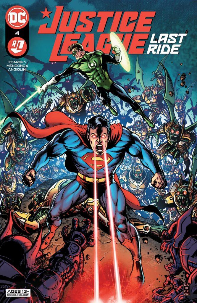 Justice League: Last Ride #4