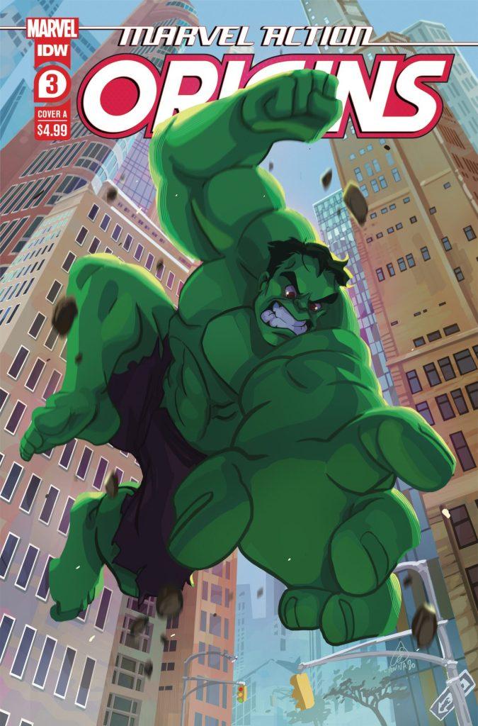 Marvel Action: Origins #3 (of 5)
