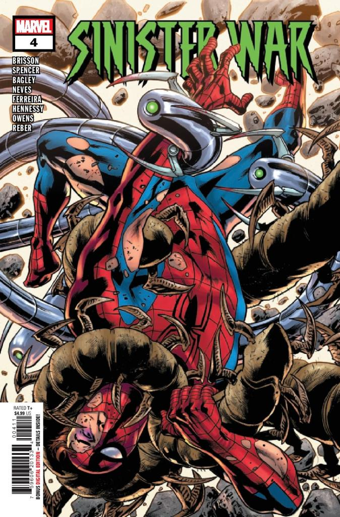 Sinister War #4 (of 4)