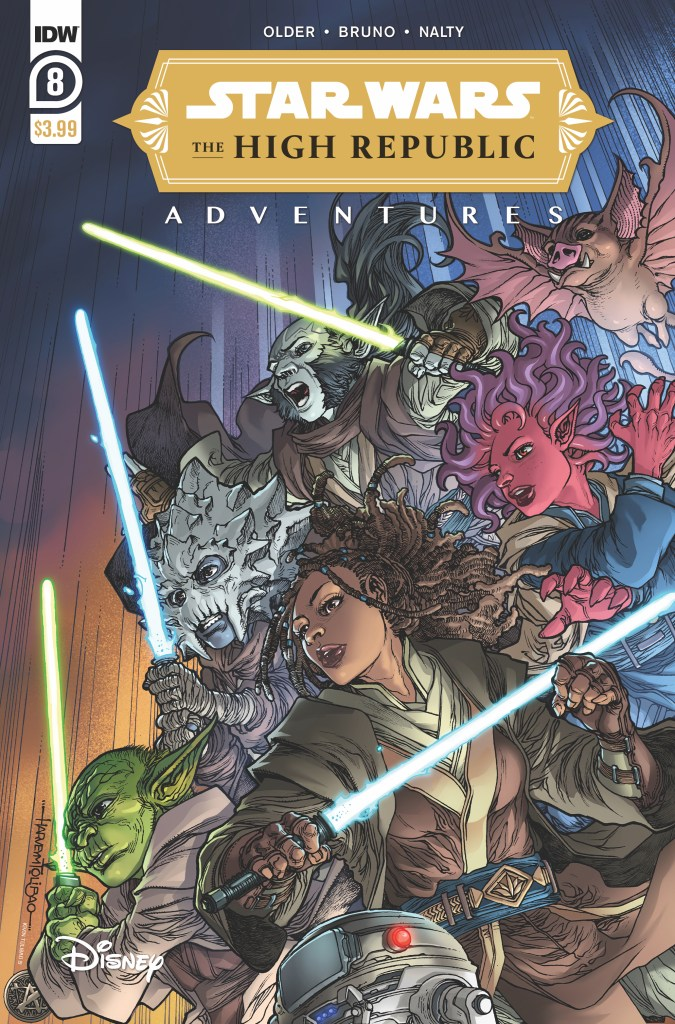 Star Wars: The High Republic Adventures #8