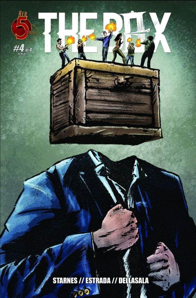 THE BOX #4