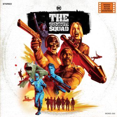 The Suicide Squad - Original Motion Picture Soundtrack LP