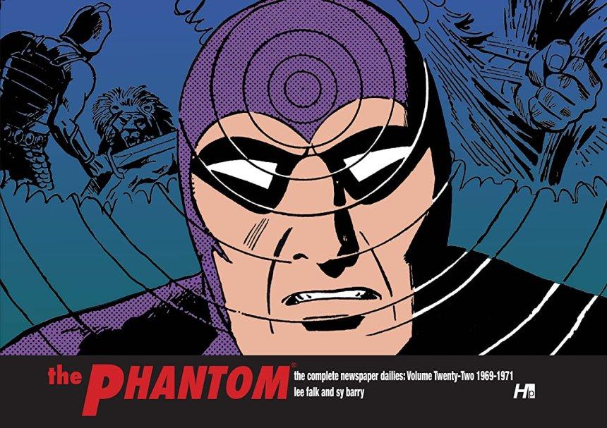The Phantom: The Complete Newspaper Dailies and Sundays Vol. 10 #22
