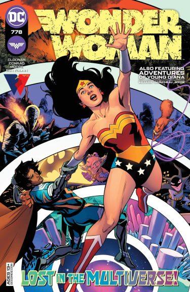Wonder Woman #778