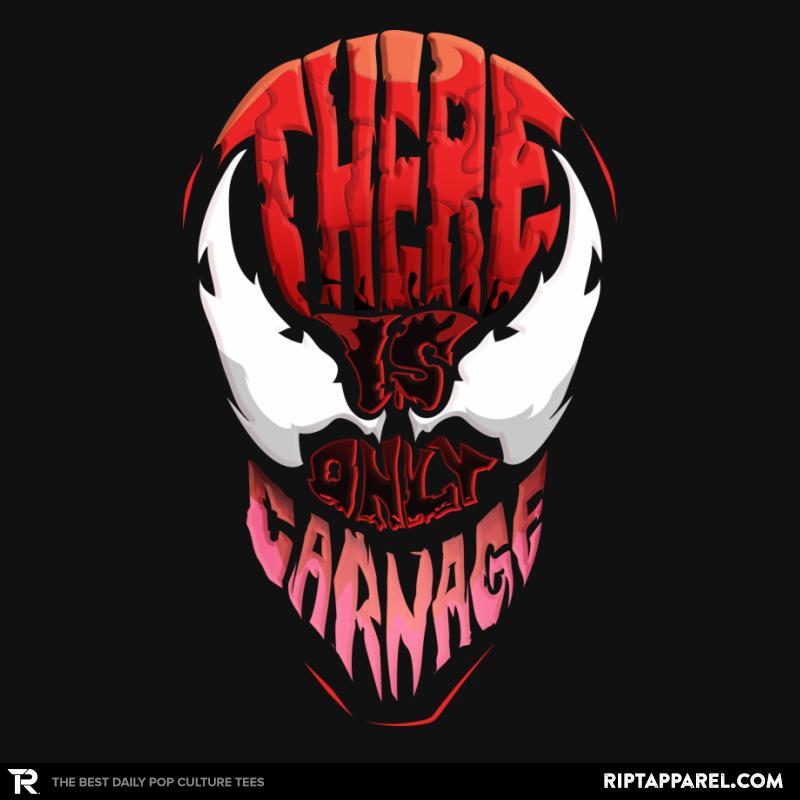 Killer Symbiote Typography