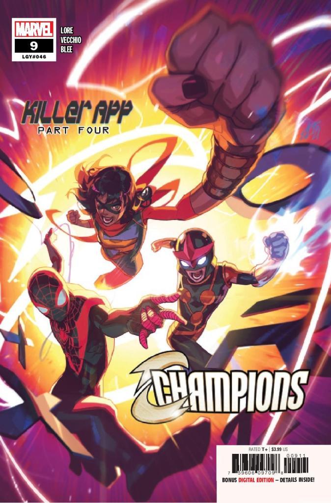 Champions #9