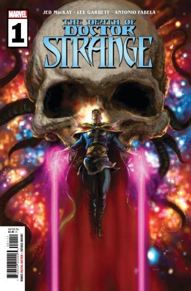 Death of Doctor Strange #1