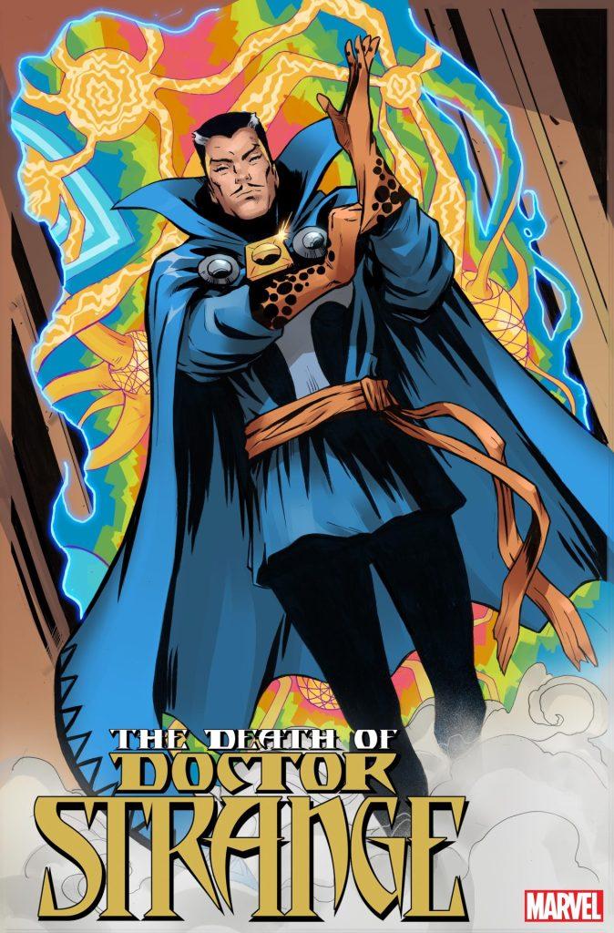 Death of Doctor Strange #1 2nd printing