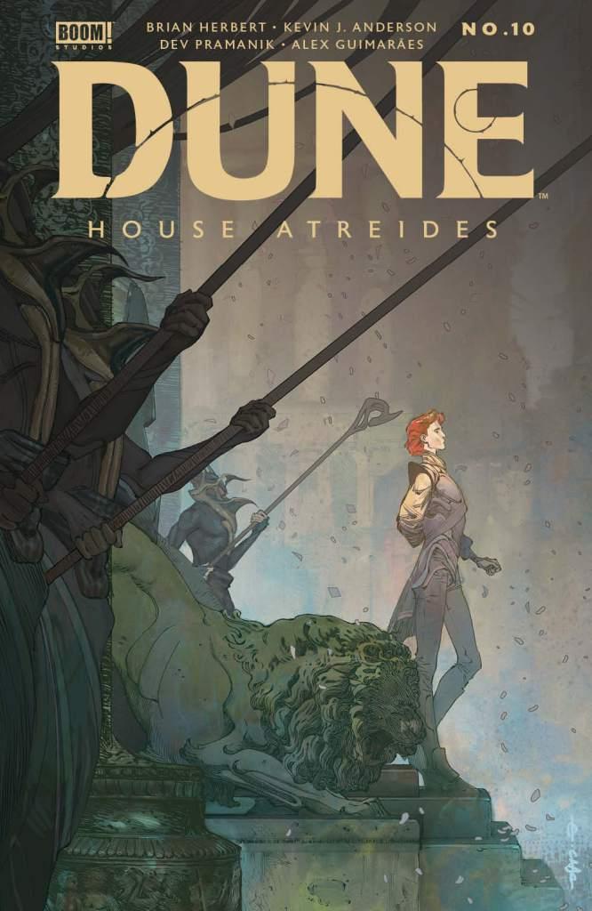 Dune: House Atreides #10 (of 12)