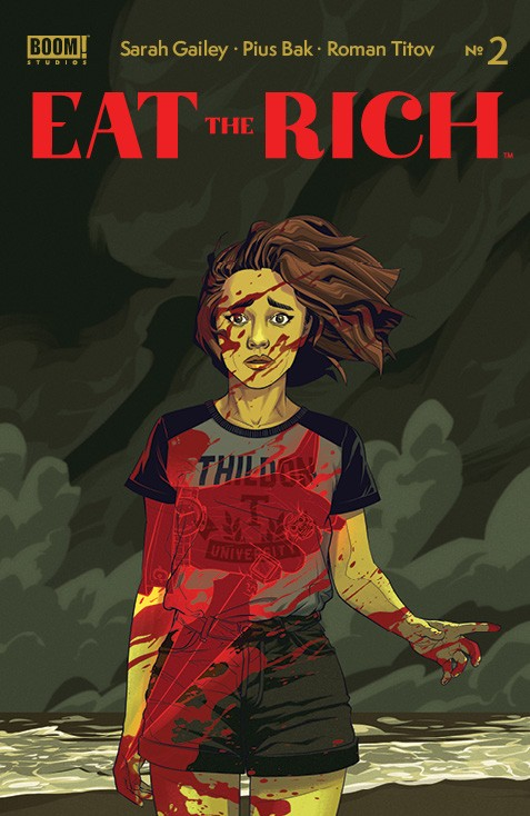 Eat the Rich #2 (of 5)