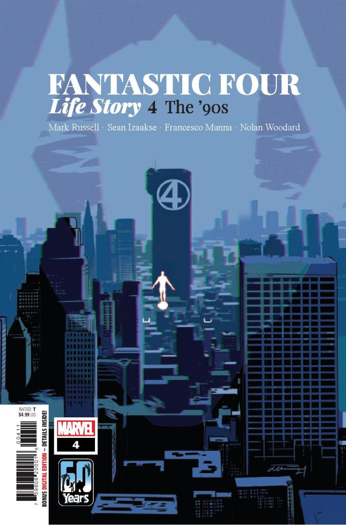 Fantastic Four: Life Story #4 (of 6)