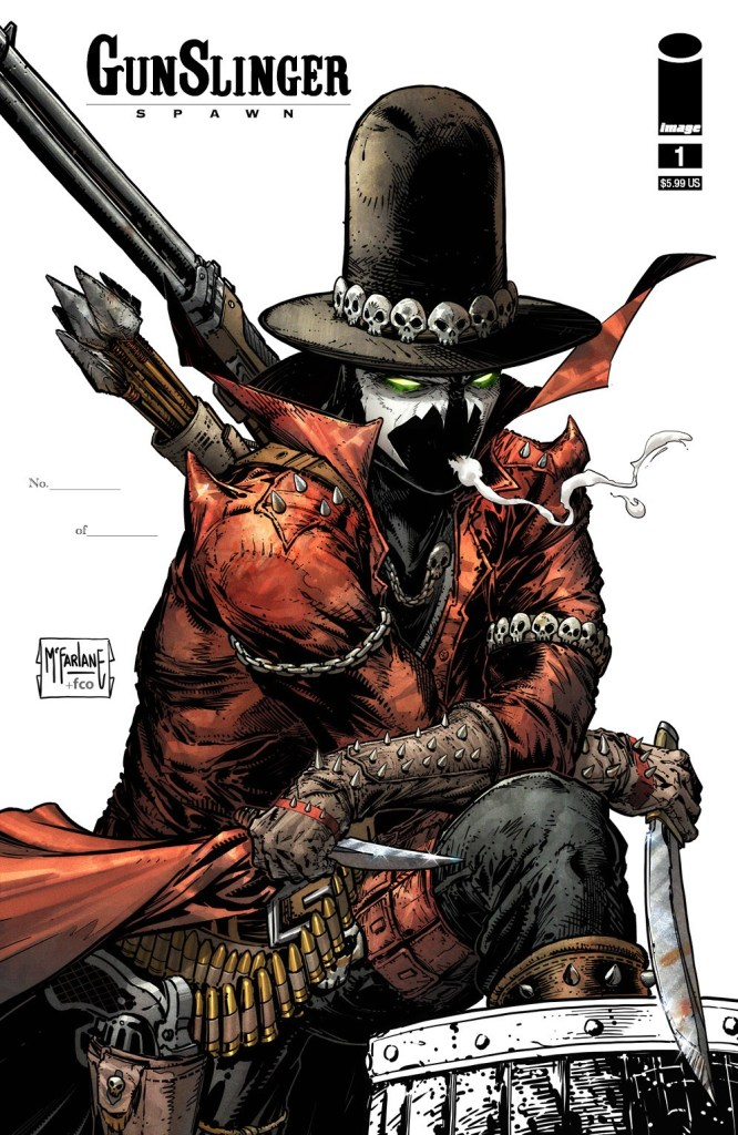 Gunslinger Spawn #1