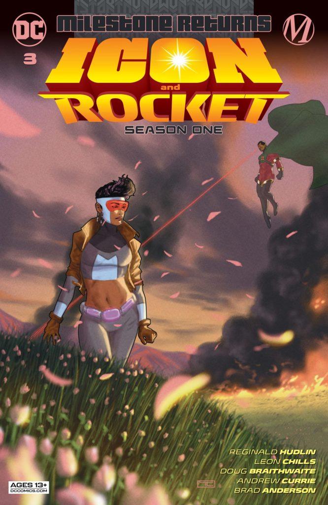 Icon & Rocket: Season One #3