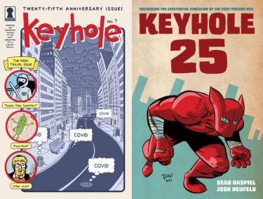 Keyhole Comics