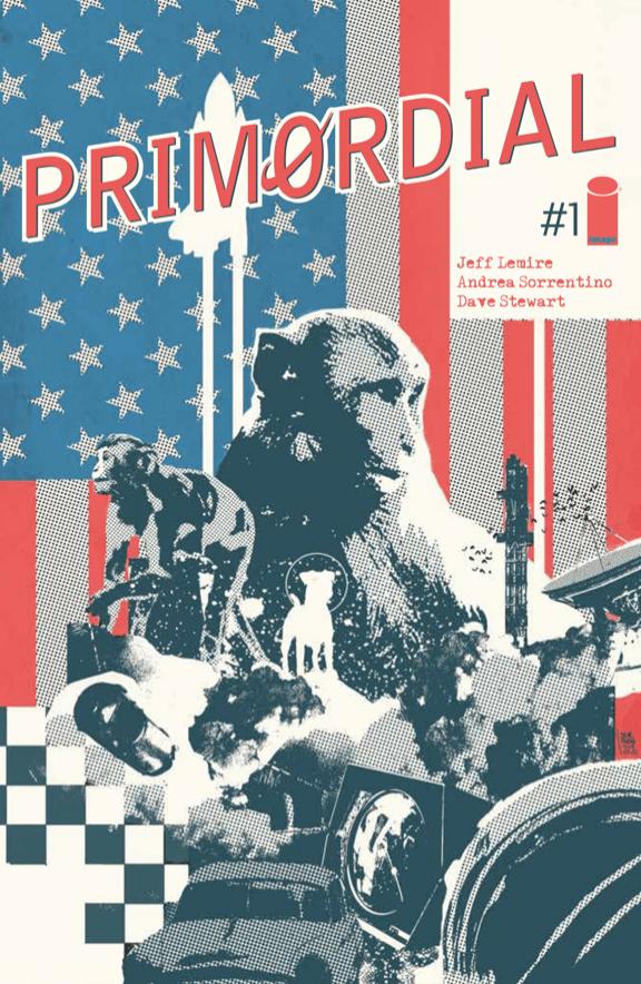 Primordial #1, second printing