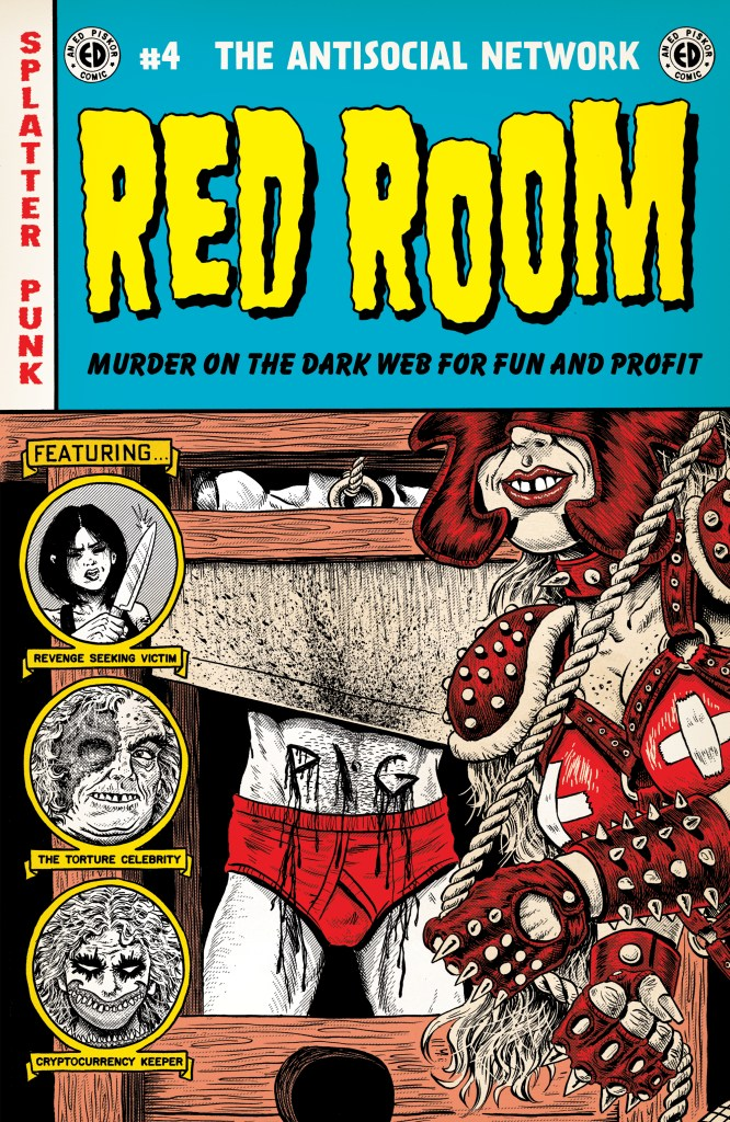RED ROOM #4