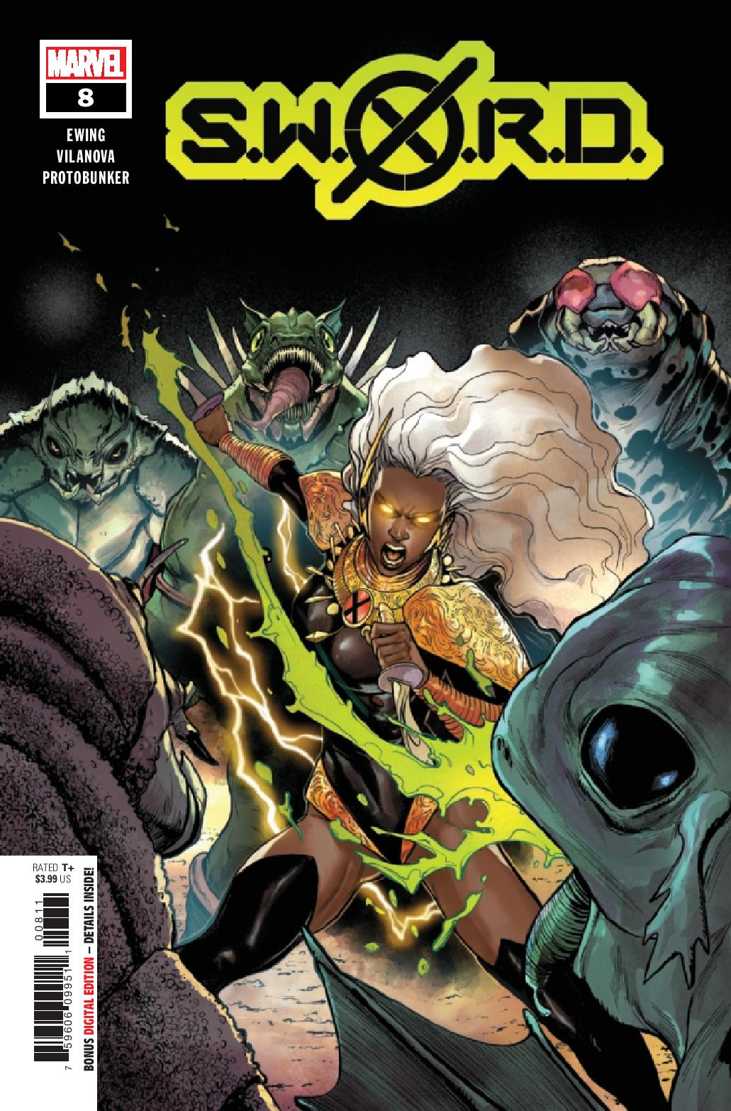 Preview: S.W.O.R.D. #8 - Graphic Policy