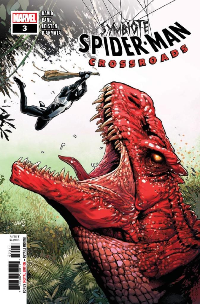 Symbiote Spider-Man: Crossroads #3 (of 5)